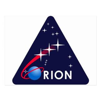 Orion Crew Module Postcard