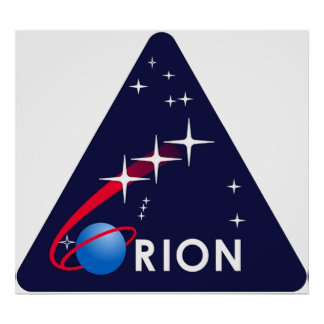 Orion Crew Module Posters