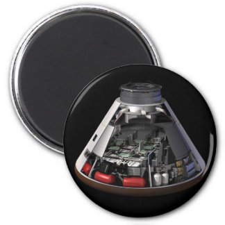 Orion Cutaway 2 Inch Round Magnet