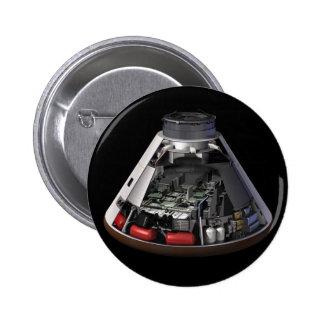 Orion Cutaway Pin