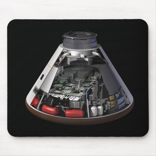 Orion Cutaway Mouse Pad