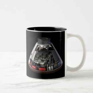 Orion Cutaway Two-Tone Coffee Mug
