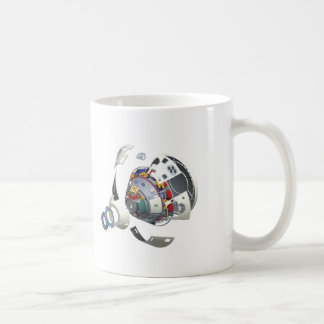 Orion Exploded View Coffee Mug