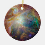 Orion in Infrared Christmas Ornaments