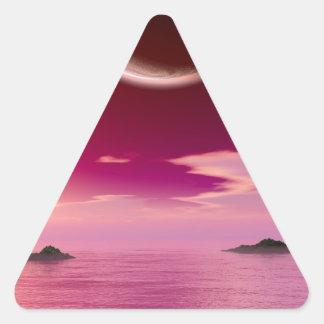 Orion Keys Triangle Sticker