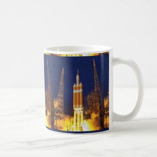 Orion Liftoff Classic White Coffee Mug