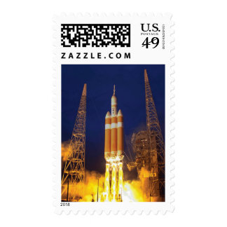 Orion Liftoff Stamps