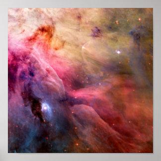 Orion Nebula2 Posters
