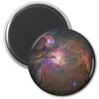 Orion Nebula 2 Inch Round Magnet