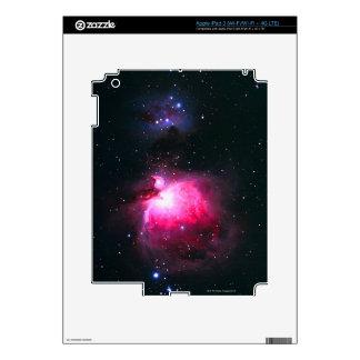 Orion Nebula 2 iPad 3 Skins