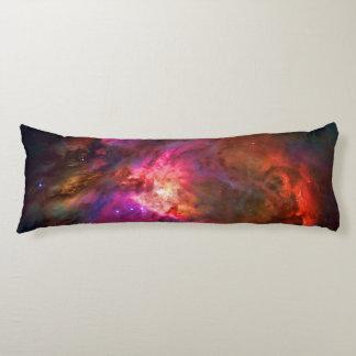 Orion Nebula and Trapezium Stars Body Pillow