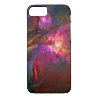 Orion Nebula and Trapezium Stars from Outer Space iPhone 7 Case