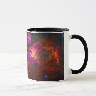 Orion Nebula and Trapezium Stars Mug