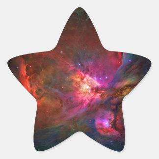 Orion Nebula and Trapezium Stars Sticker