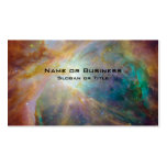 Orion Nebula Astronomy Photo Business Card