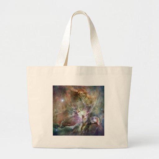 Orion Nebula Canvas Bags
