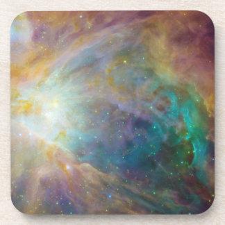 Orion Nebula Beverage Coaster