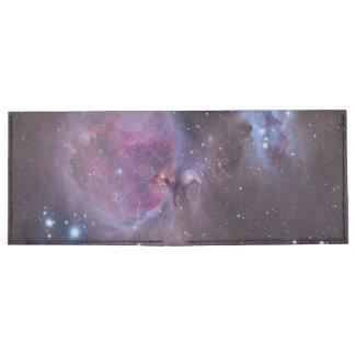 Orion Nebula Billfold Wallet