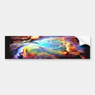 Orion Nebula Bumper Sticker