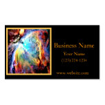 Orion Nebula Business Card Template