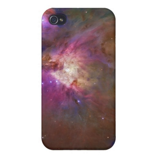 Orion Nebula by the Hubble Telescope iPhone 4/4S Cases