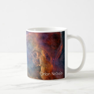 Orion Nebula Classic White Coffee Mug