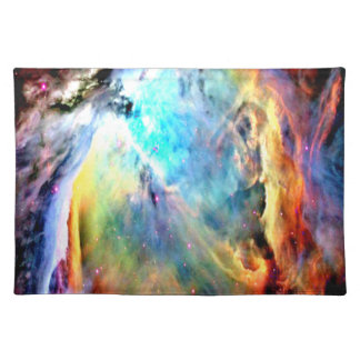 Orion Nebula Cloth Placemat
