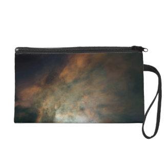 Orion Nebula Clutch Wristlet Bag