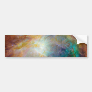 Orion Nebula Composite Bumper Sticker