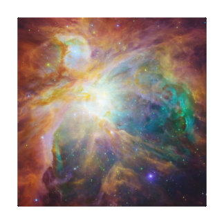 Orion Nebula Composite Gallery Wrapped Canvas
