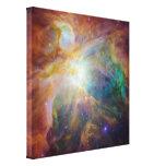 Orion Nebula Composite Canvas Print