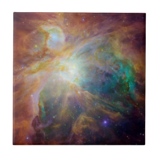 Orion Nebula Composite Ceramic Tile