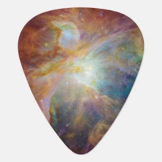 Orion Nebula Composite Guitar Pick