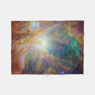 Orion Nebula Composite Fleece Blanket