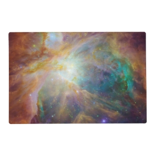 Orion Nebula Composite Placemat at Zazzle