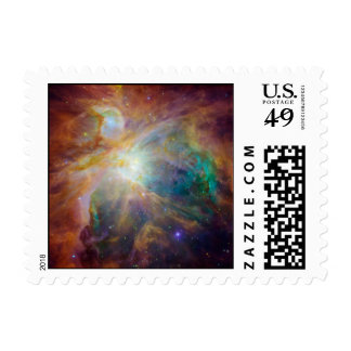 Orion Nebula Composite Stamps