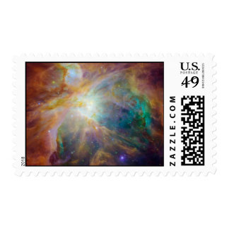 Orion Nebula Composite Stamp