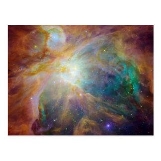 Orion Nebula Composite Post Card