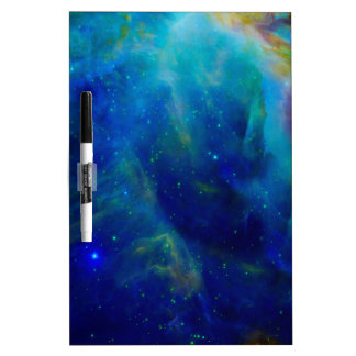 Orion Nebula cosmic galaxy space universe Dry-Erase Board