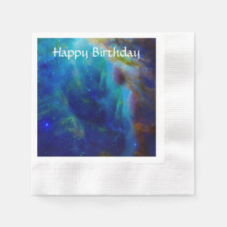 Orion Nebula cosmic galaxy space universe Napkin
