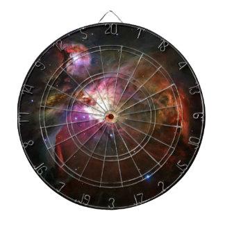 Orion Nebula Dart Board