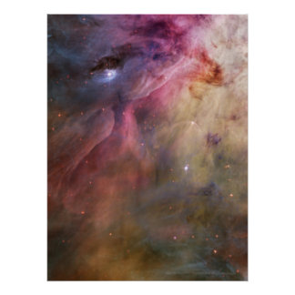 Orion Nebula Detail 18x24 (12x16) Poster
