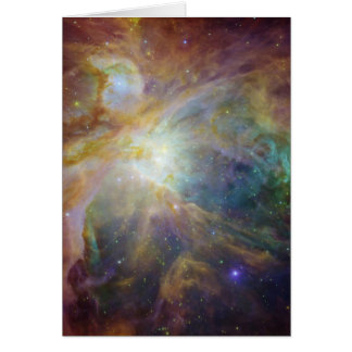 Orion Nebula Greeting Cards