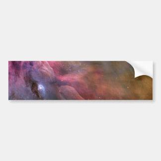 Orion Nebula Hubble Space Bumper Sticker