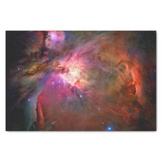 "Orion Nebula Hubble Space NASA 10"" X 15"" Tissue Paper"