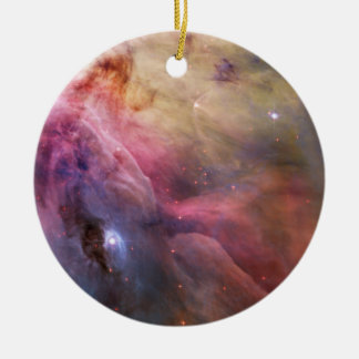 Orion Nebula Hubble Space Christmas Ornaments
