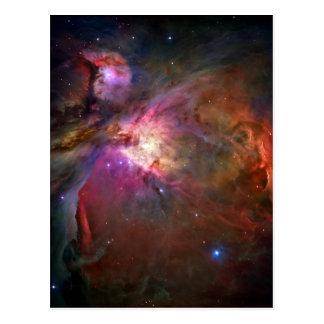 Orion Nebula Hubble Space Postcards