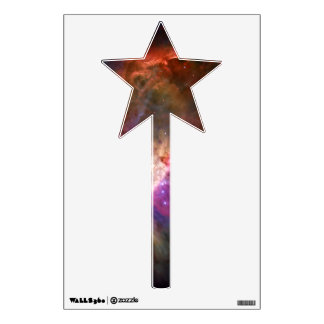 Orion Nebula Hubble Space Wall Decal