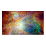 Orion Nebula Hubble Spitzer Space Double-Sided Standard Business Cards (Pack Of 100)