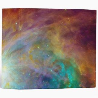 Orion Nebula (Hubble & Spitzer Telescopes) Binder